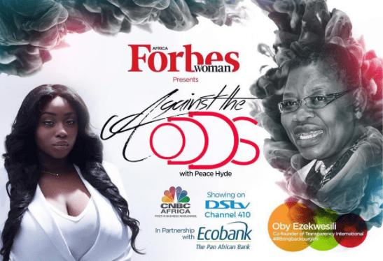 Oby Ezekwesili, Forbes Woman