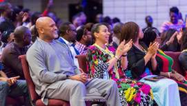 Pastor Paul & Wife