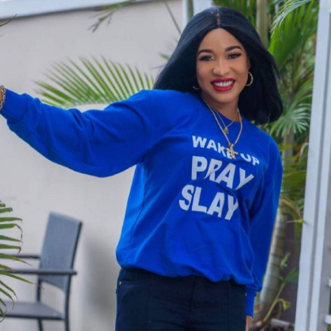 Tonto Dikeh Speaks