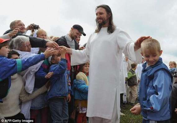 Jesus Christ Reincarnate