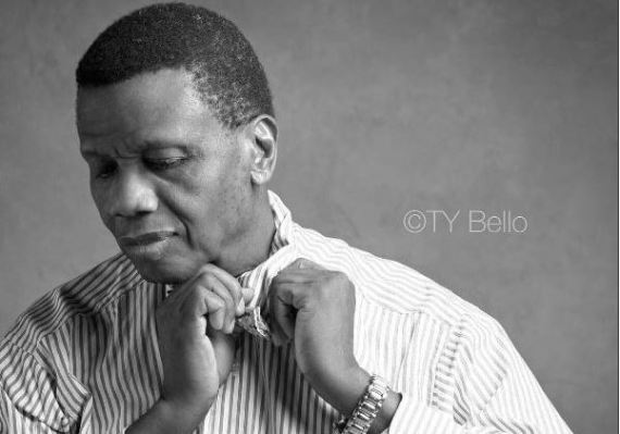 Adeboye Reacts
