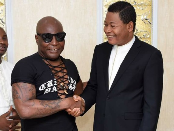 Charly Boy Born
