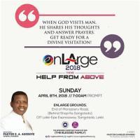 20 Years After Lekki '98, Pastor Adeboye Returns With Enlarge 2018!