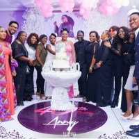 Photos From Gospel Singer Anny's 40th Birthday With PITA, J'Odie, KSB, Nikki Laoye & More