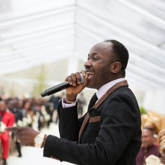 Apostle Suleman Condemns