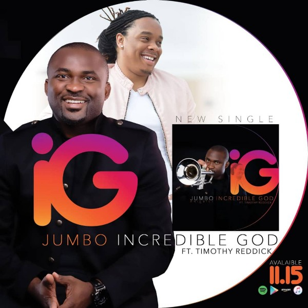 #SelahMusic: Jumbo | Incredible God | Feat. Timothy Reddick [@jumboane]