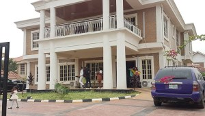 Akpororo acquires mansion