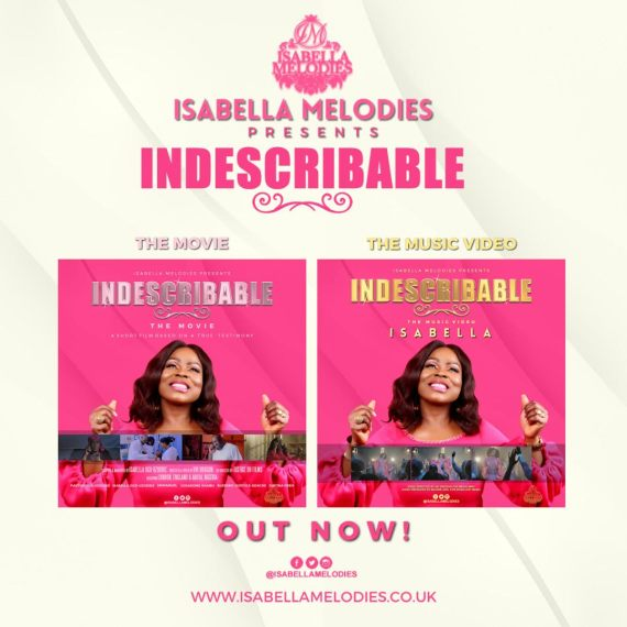 Isabella Indescribable