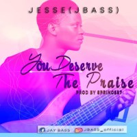 #SelahMusic: Olatunde Jesse (JBass) | You Deserve The Praise