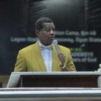 Pastor Adeboye Reiterates Vision Of Building Auditorium The Size Of Ibadan