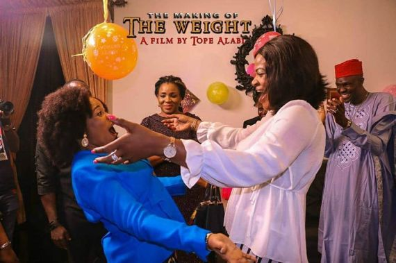 Tope Alabi The Weight