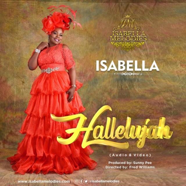 Isabella Melodies   Hallelujah