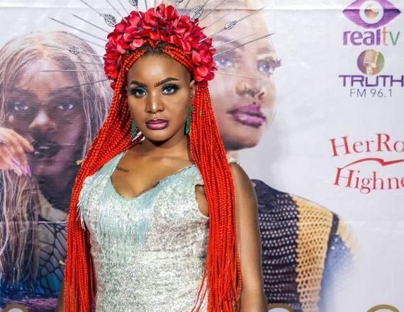 Liberian Dance Hall Queen, Canc Queen,