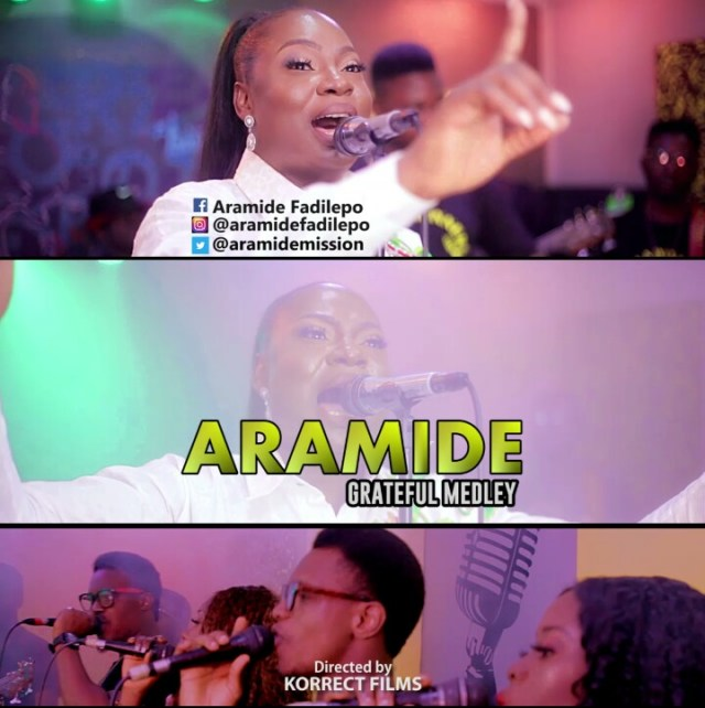 Aramide | Grateful Medley