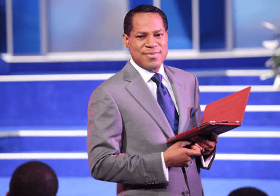 Pastor Chris Oyakhilome's TV Sanctioned By UK Regulator Over 5G Theory