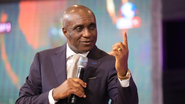 Pastor David Ibiyeome Says There's No Case Of COVID-19 In Nigeria