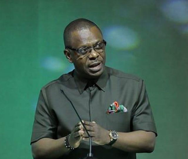 Pastor Poju Oyedepo Oyakhilome
