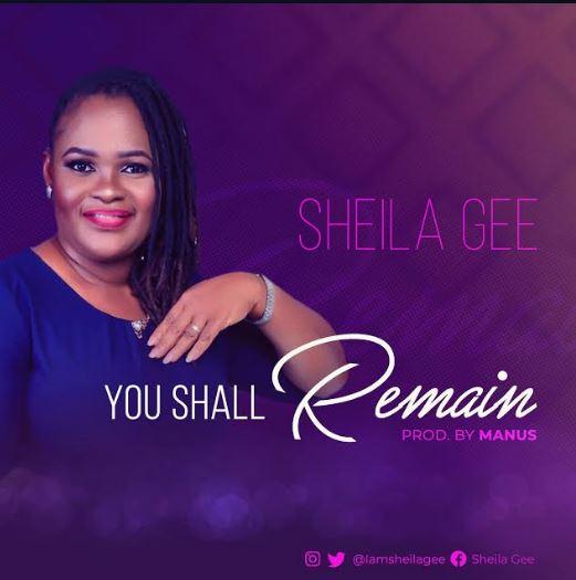 Sheila Gee   You Shall Remain [@iamsheilagee