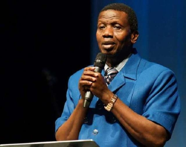 Pastor Adeboye Declares War Against Rapists In Nigeria