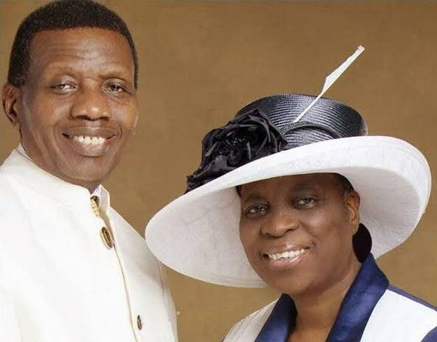 Pastor Adeboye Heaps Praise On Wife Has She Turns 72