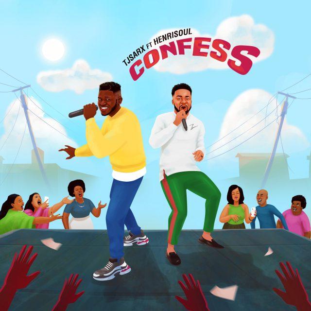 Gospel Artist Tjsarx Releases CONFESS
