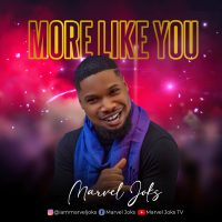 #SelahMusicVid: Marvel Joks | More Like You [@Marvel_joks]