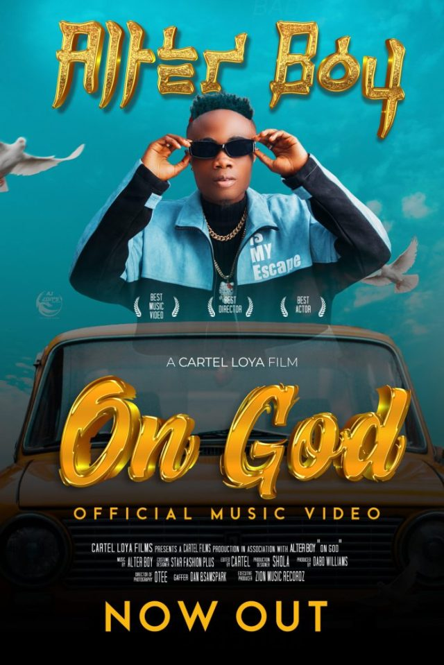 New Music Video By Dabo Williams ON GOD | Mp4 Video