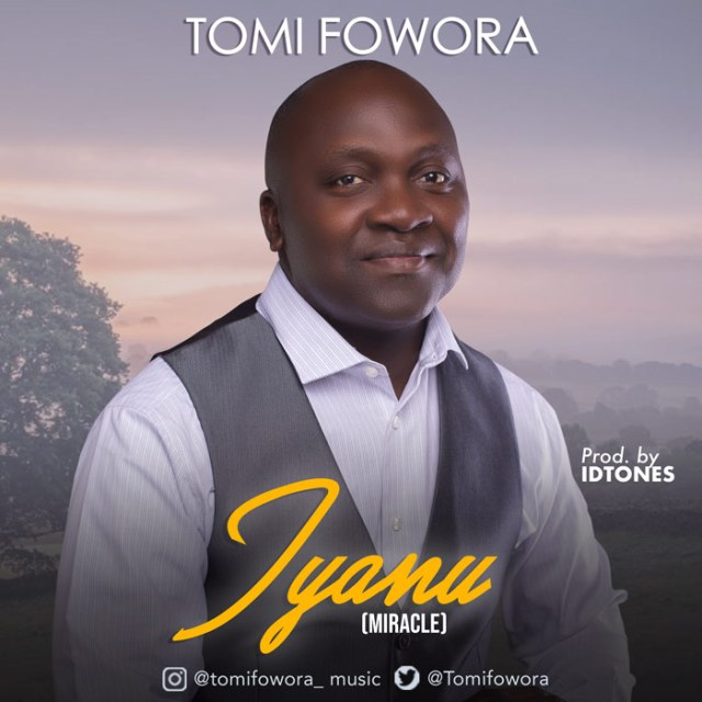 New Music Video By Tomi Fowora IYANU | Mp4 Video