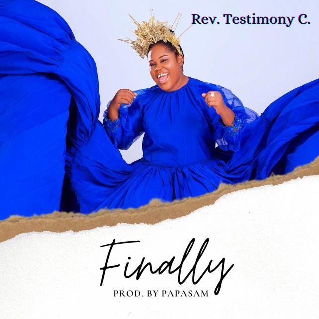 New Music By Rev Testimony C FINALLY