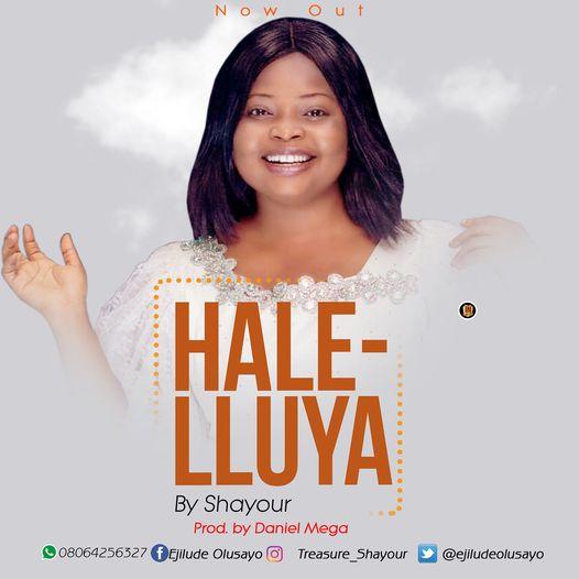 shayour, gospel music, HALLELUYAH