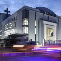 Take A Tour Of Pastor Tunde Bakare's Magnificent N18bn 'The Citadel' Church Auditorium [Photos]