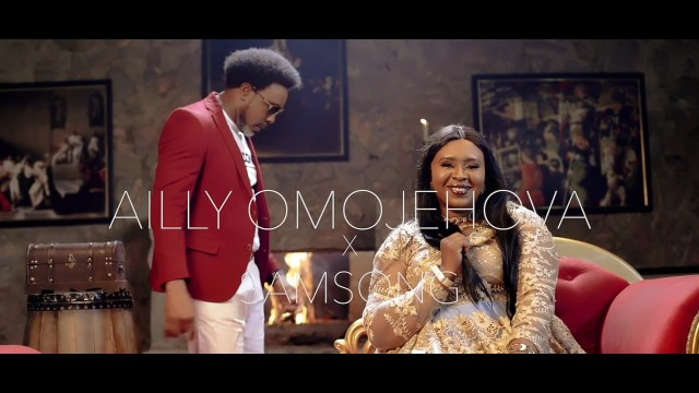 Ailly Omojehova | Carry Me
