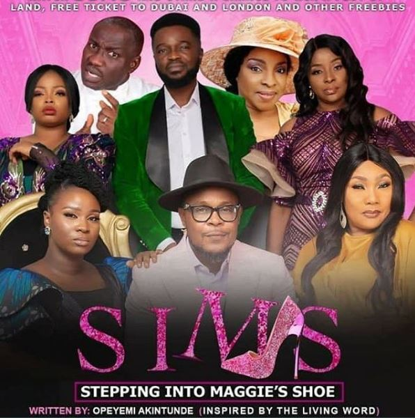 """Mike Abdul Features In Forthcoming Nollywood Movie """"SIMS"""""""