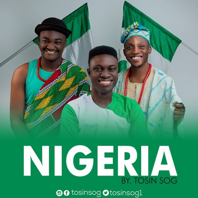 New Music Video By Tosin SOG NIGERIA | Mp4 Video