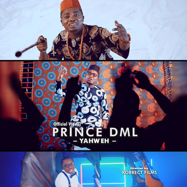 Fresh New Music Video By Prince DML YAHWEH | MP4