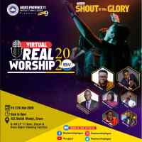 Today! Experience Outpour Of Wonders With Mike Abdul & Bidemi Oba At Real Worship 2020 (Virtual)