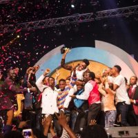 Photos: Sinach, Moses Bliss, Eben, Others Win Plaques & Cash Prizes At LIMA Awards 2020