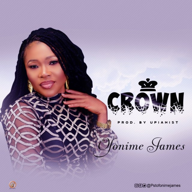 New Music Video By Pastor Ofonime James CROWN