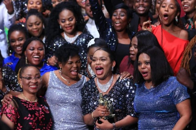 Photos: Sinach, Moses Bliss, Eben, Others Win At LIMA Awards 2020