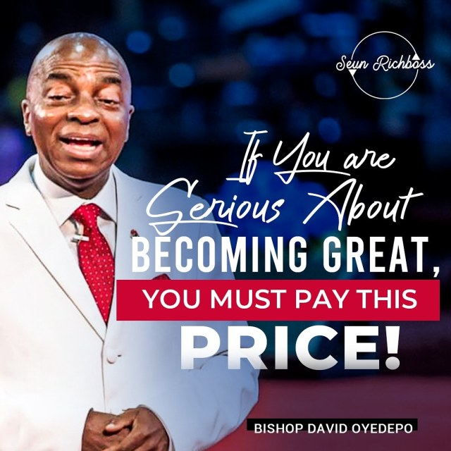 Video: Watch Bishop Oyedepo Give Insights On
