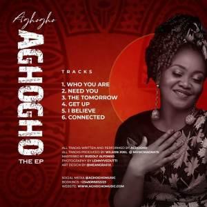 Gospel Artiste Aghogho Finally Debut Her Self Titled EP