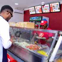 Chris Shalom And Fidelia Launch Bellany Foods Restaurant In Abuja