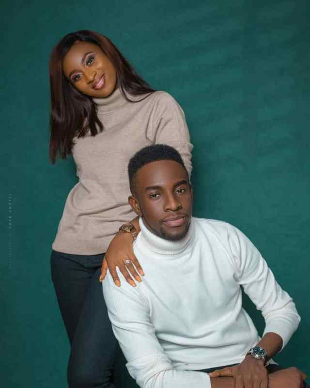 Minister GUC Releases Pre-Wedding Photos With Fiancée Nene Ntuk