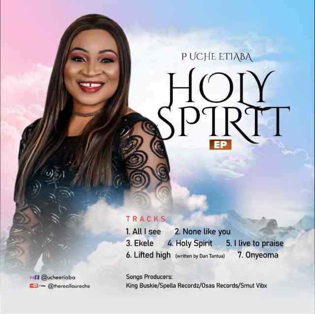 P Uche Etiaba, Holy Spirit
