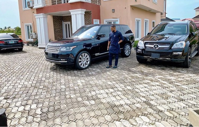 Williams Uchemba blessed with SUVs, seed