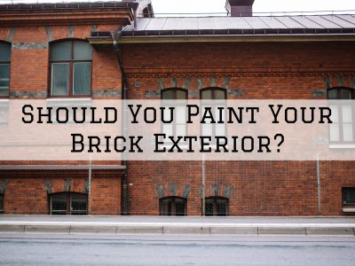 2020-05-23 Selah Painting St. Louis MO Should You Paint Your Brick Exterior