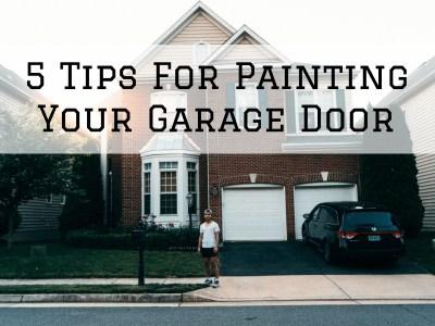 2021-07-02 Selah Painting St Louis MO Garage Painting Tips