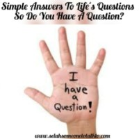 Life's Questions&Answers
