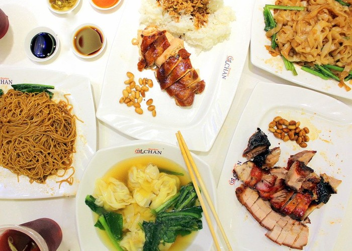 Foods you should eat in Singapore Liao Fan Chicken Rice