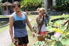 Lukáš a Anie - výlet na Bali Tirtagangga
